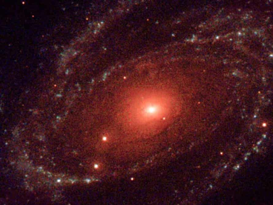 Do people move like planets? Spiral galaxy M81 twists around a massive black hole. Black holes probably have quite a high BMI.