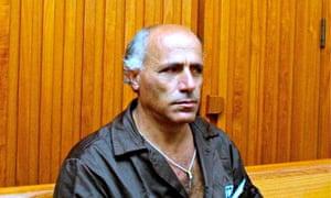 Whistleblower Mordechai Vanunu.