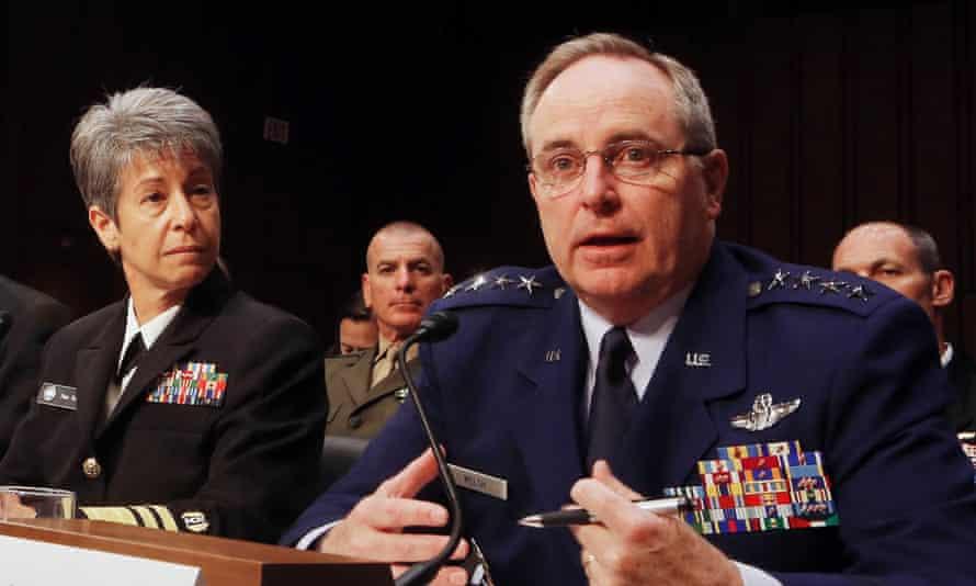 Air force drug investigation