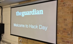 Welcome to hack day