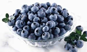 Blueberries … once seen as the ultimate superfood.