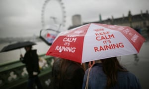 It's not just Blue Monday that is distorting science for commercial gain, the practice is constant and annoying (like UK rain).  (Photo by Peter Macdiarmid/Getty Images) Weather