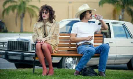 Jared Leto and Matthew Mcconaughey in Dallas Buyers Club, which received six Oscars nominations.