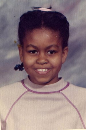 50 pictures of Michelle Obama at 50   US news   The Guardian