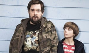 Nick Helm and Elliot Spencer Gillot in Uncle.