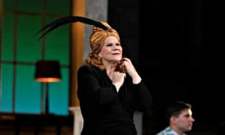 Soile Isokoski in Strauss's Ariadne auf Naxos