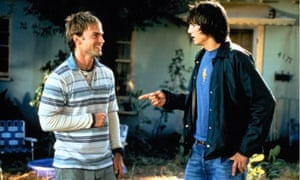 Seann William Scott and Ashton Kutcher in Dude, Where's My Car