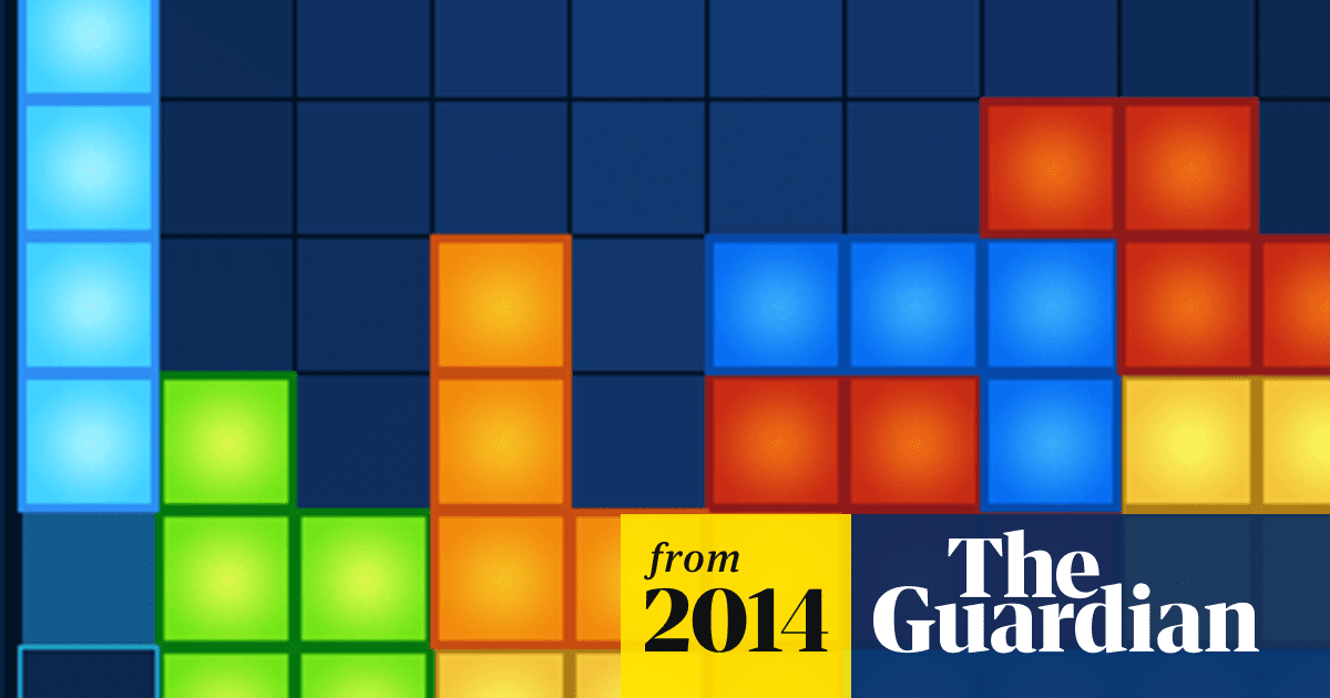 Tetris is back - for the PS4 and Xbox One | Games | The Guardian