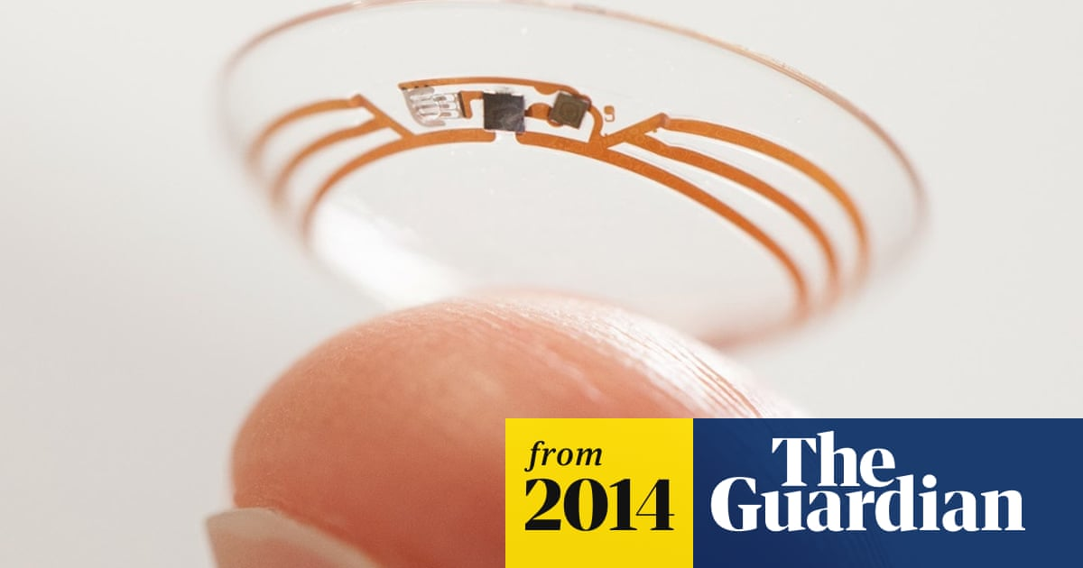 Sweet solution? Google tests smart contact lens for diabetics