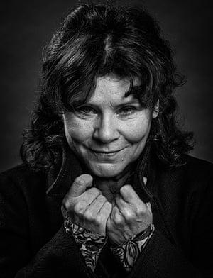 Bafta portraits: Bafta portraits Imelda Staunton
