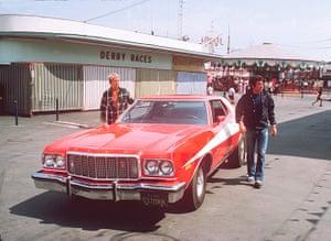 Cars: Starsky and Hutch