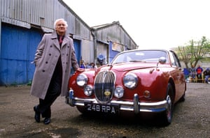 Cars: John Thaw in Inspector Morse