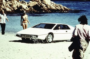 Cars: The Spy Who Loved Me Year