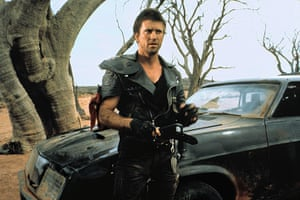 Cars: Mel Gibson in Mad Max