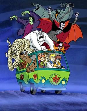 Cars: Scooby-Doo