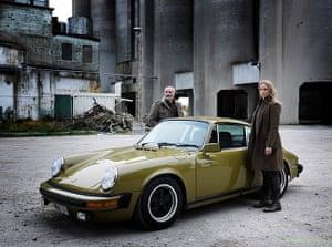 Cars: The Bridge film still