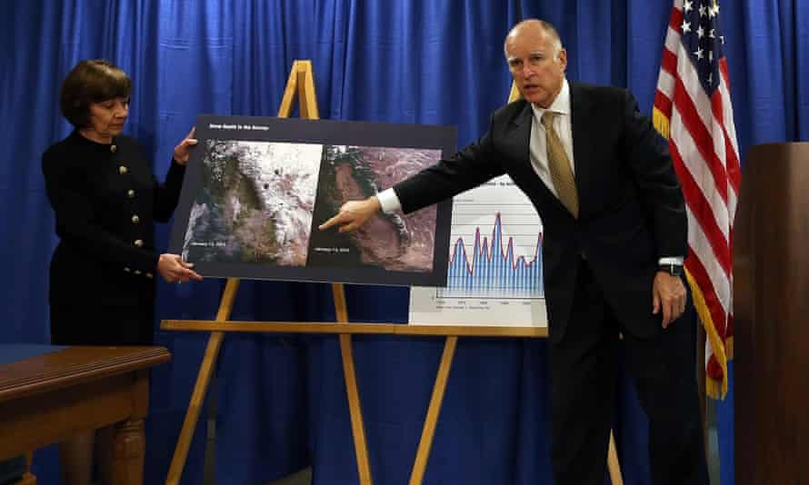 jerry brown california drought