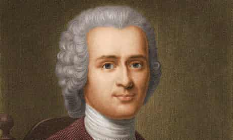 Jean-Jacques Rousseau: as relevant as ever   Theo Hobson   The Guardian