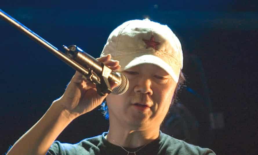Cui Jian: sang for Tiananmen protesters.