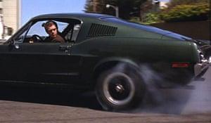 Detective car: Bullitt