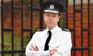 Chief Constable Alex Marshall