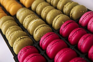 So frenchy: Macarons