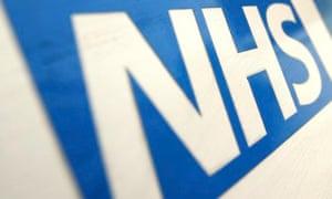 NHS branding