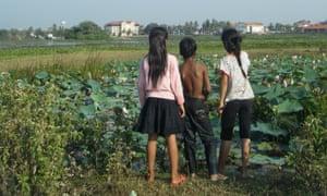 cambodia orphans