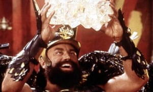 Brian Blessed in Flash Gordon