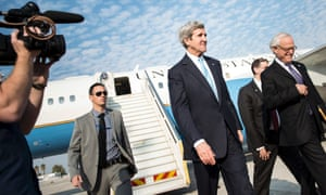 John Kerry Tel Aviv