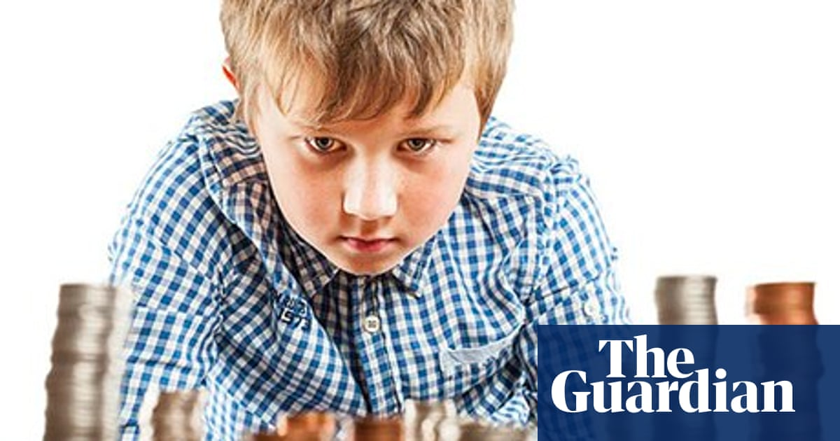 Getting children into the savings habit | Money | The Guardian