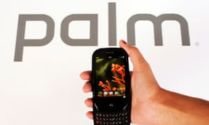 The Palm Pre in May 2009. Was it a dead phone walking even as it won the best in show?