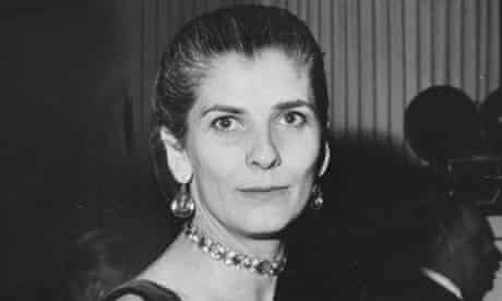 Elizabeth Jane Howard in 1962.