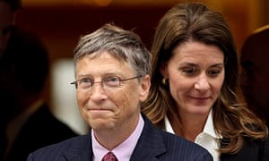 Bill Gates and Melinda