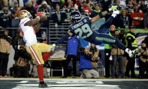 You can't thread the needle any better than San Francisco quarterback Colin Kaepernick did in finding Anquan Boldin in the endzone for a third quarter touchdown.