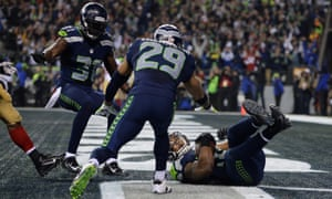 95f46cd0 Seattle Seahawks book Super Bowl place with dramatic win over 49ers ...