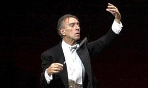 Claudio Abbado in 2001.