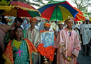 FTA: Carl de Souza: Young Ethiopian orthodox christians