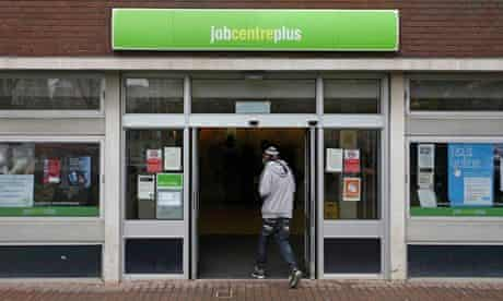 U.K. Employment Job Centres As Jobless Claims Fall
