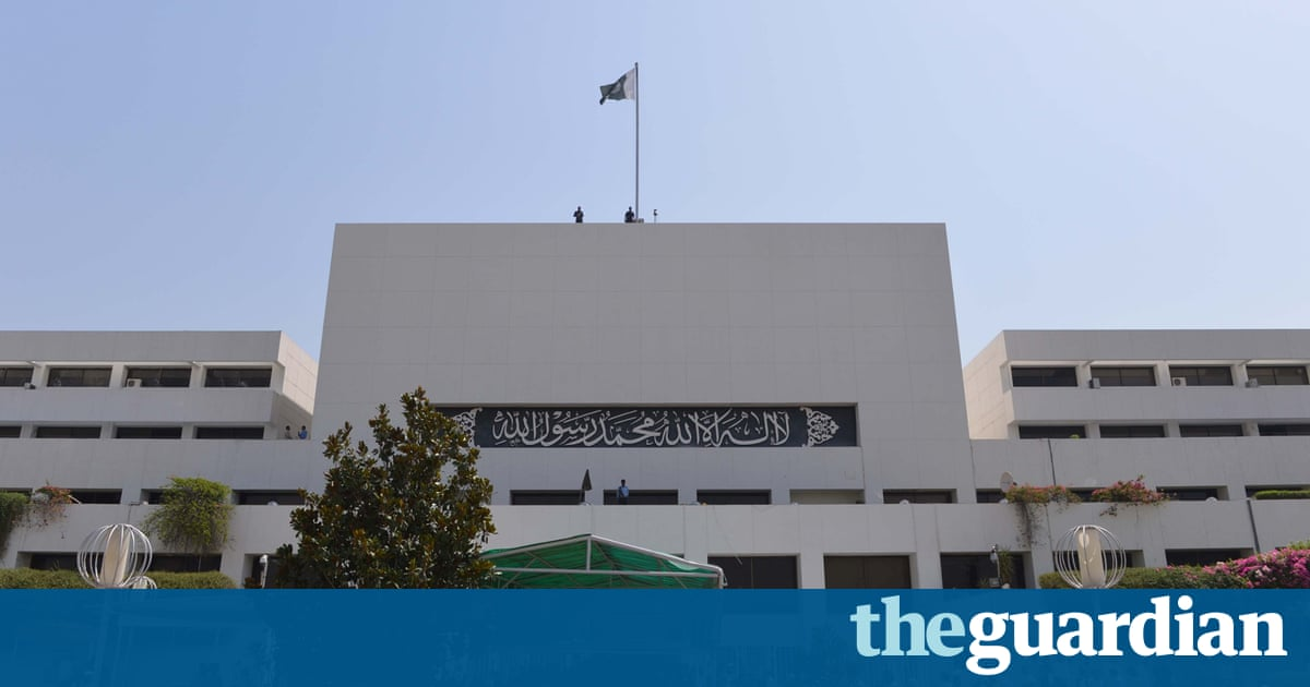 Pakistan Parliament Turns To Solar Power Environment