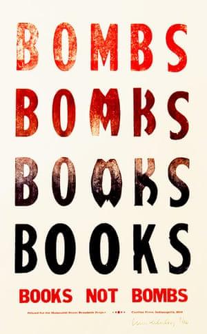 Al Mutanabbi Street: Books Not Bombs