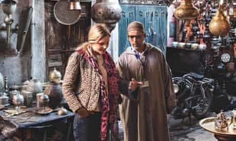 romola garai in marrakech