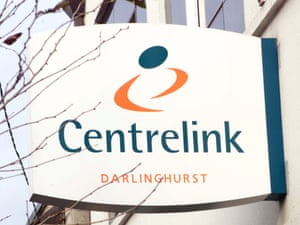 Centrelink office