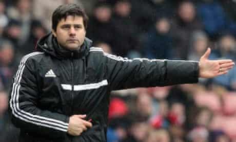 Mauricio Pochettino, Southampton's manager