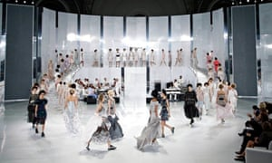 Karl Lagerfeld's Chanel couture SS14 collection