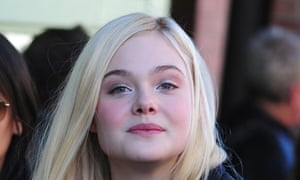 Elle Fanning Young Ones