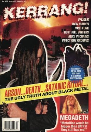 Kerrang covers: Kerrang Church