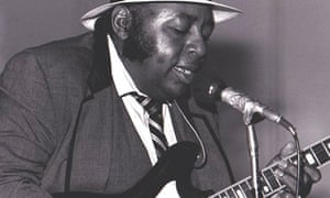 Tabby Thomas, blues musician, who has died aged 84