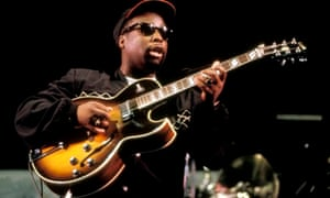 Ronny Jordan, jazz guitarist, who has died aged 51
