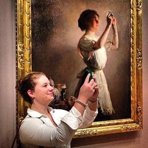 Museum Selfie day: MuseumSelfie #17